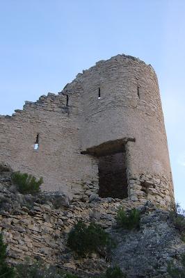 Beseit, Fortins de Cabrera, fortines de Ramón Cabrera , Beceite, torreta
