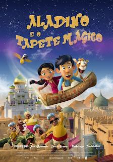 Aladino e o Tapete Mágico - Poster & Trailer