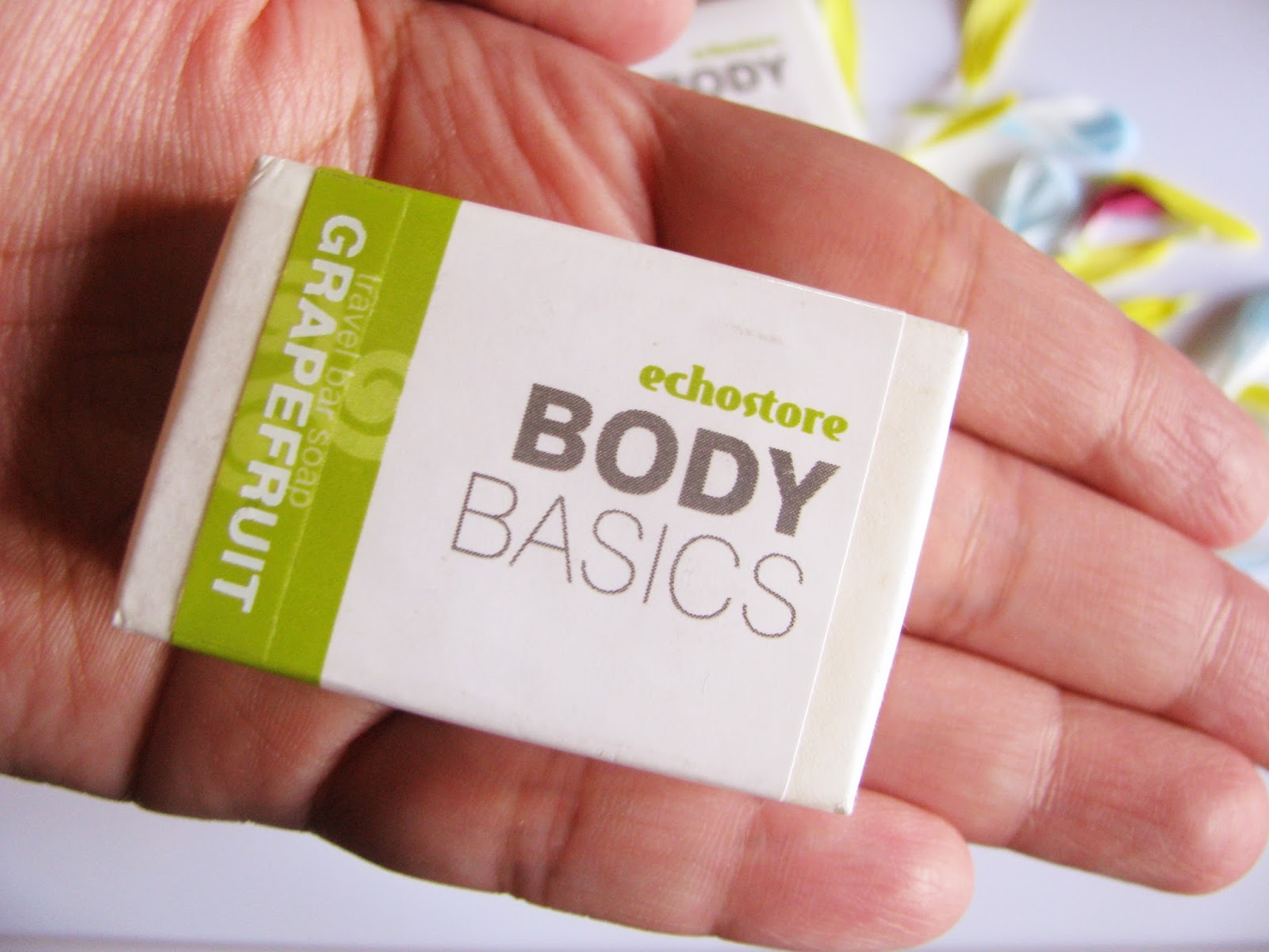 Echo Store SLS-free & Cruelty-free Mini Soaps