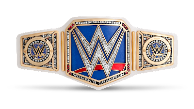 current WWE SmackDown Women's champion title holder