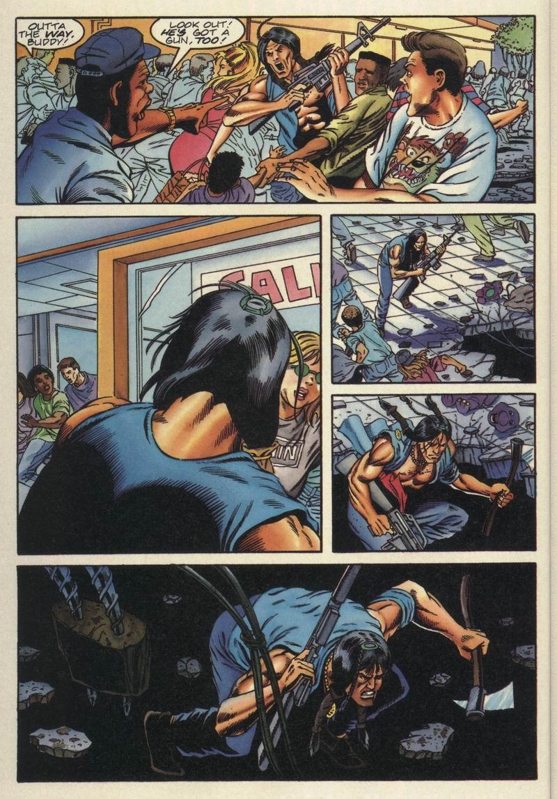 Read online Turok, Dinosaur Hunter (1993) comic -  Issue #15 - 12
