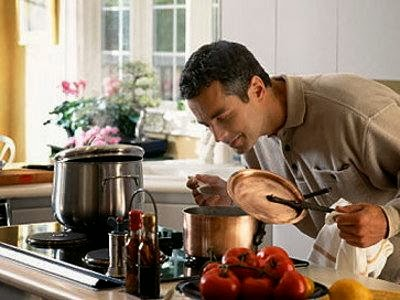 How to be a Single Man Happy by Cooking