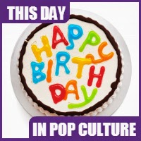 "The song ""Happy Birthday"" was written on October 13, 1893."