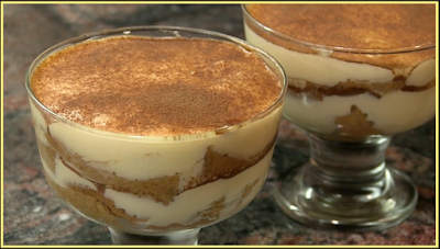 receta de tiramisu Something is cooking