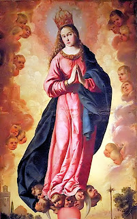Z05 Francisco de Zurbarán - Inmaculada Concepción 1630 - Catedral de Sevilla