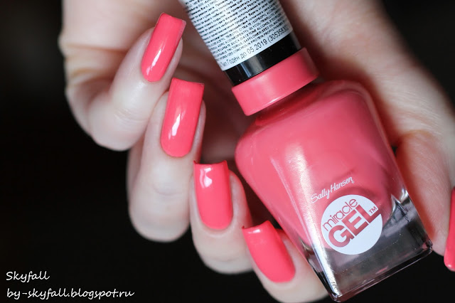 Sally Hansen Miracle Gel 210 Pretty Piggy