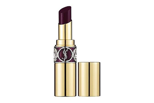 rossetto burgundy ysl rossetto prugna ysl eye liner ysl make prodotti da usare per realizzare un make up gotico prodotti da utilizzare per un trucco dark  tendenza trucco autunno inverno 2016-2017