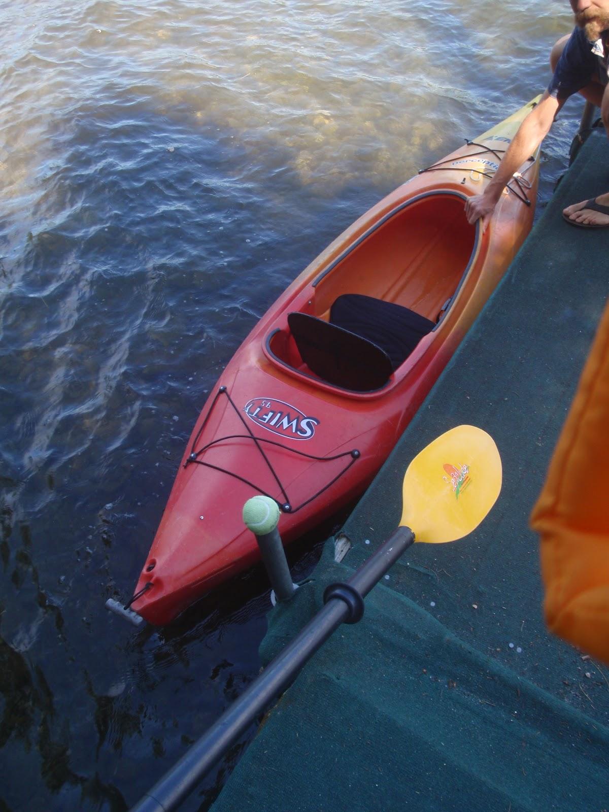 Renting Kayaks In Vero Beach
