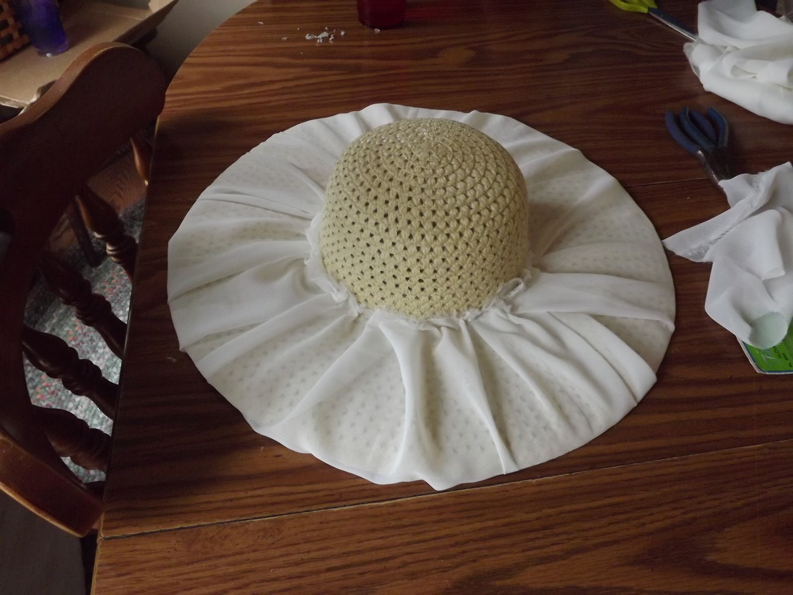 how to make victorian hats - photo #37