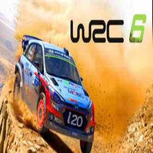 WRC 6 FIA World Rally Championship game free download for pc