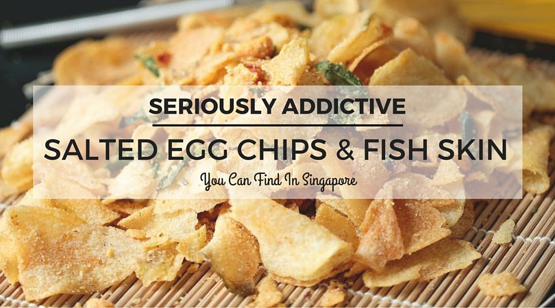 Duromine or panbesy do you have an addictive personality for Salted egg fish skin