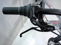 D 26 Inch Pacific Masseroni 2.0 Alloy Frame Mountain Bike