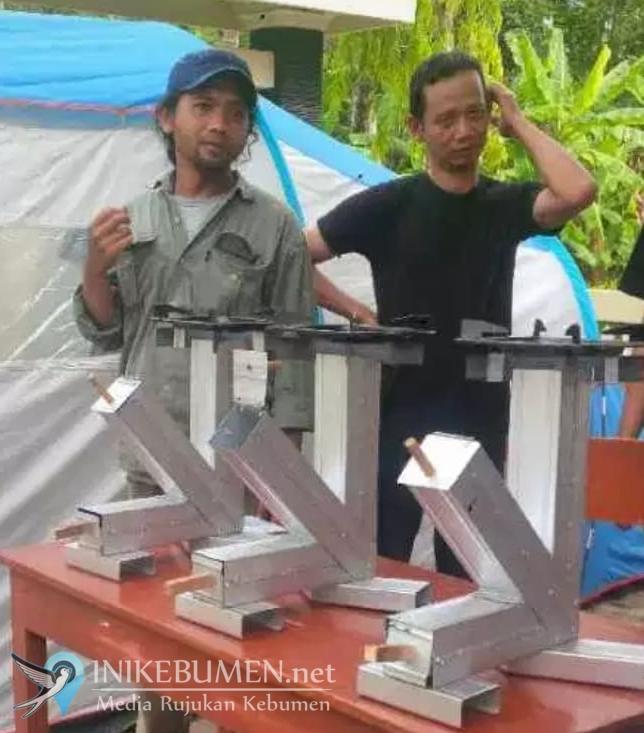 Gelar Temu Nasional Ke-6 di Adimulyo, Gerbang Luncurkan Produk Kompor Sigap