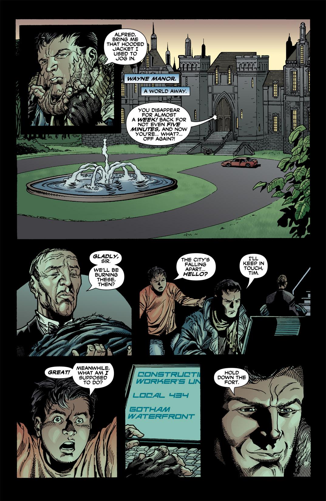 Detective Comics (1937) 807 Page 21