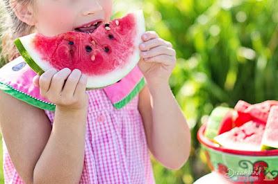 Fresh Organic Watermelon