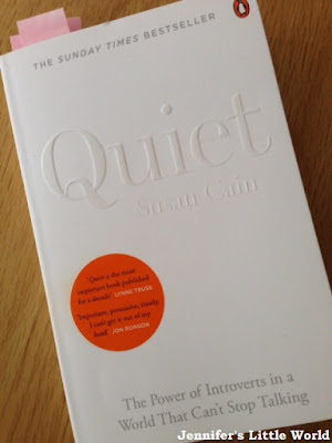 Book review - Quiet: The power of introverts in a world that can't stop talking