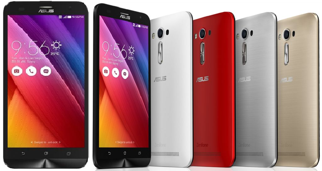 Asus ZenFone 2 Laser (ZE550KL) (2015) with Specifications