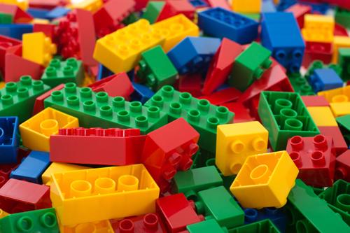 Legos 3D Printing
