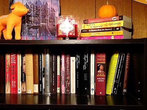 Book Shelf Tour | 2015