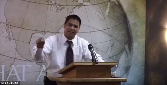 Roger Jimenez, pastor at Verity Baptist Church in Sacramento