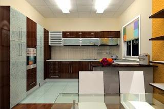 Design-of-Kitchen-Cabinet-Glossy