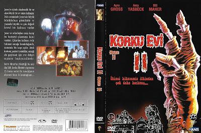 House II: The Second Story (Korku Evi 2, 1987) DVD