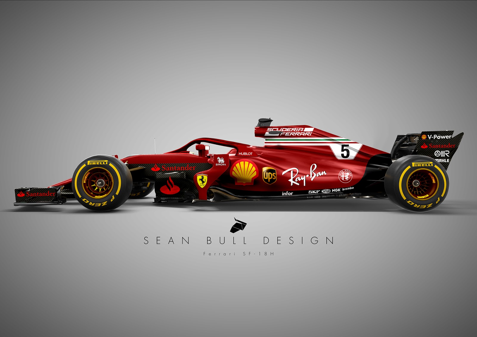 2018 F1 Liveries Could Make The Halo Look Almost