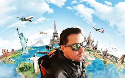 Traveling-around-the-world
