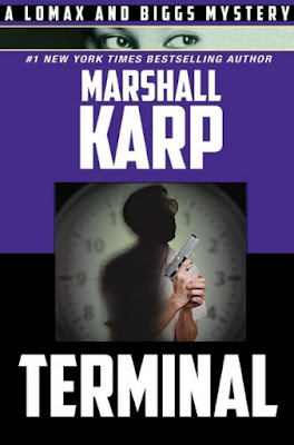 Terminal by Marshall Karp - book cover