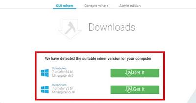 Cara Mining Bitcoin Gratis di MinerGate