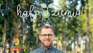 Program Halo Ziemia, prowadzący Łukasz Skop