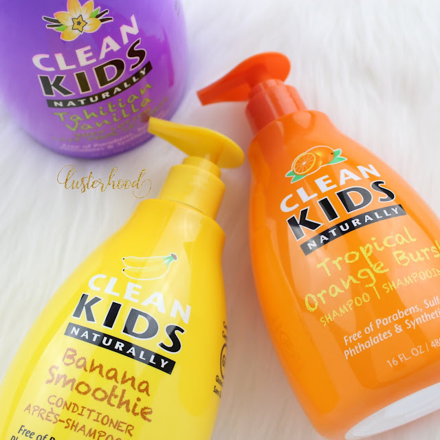 Clean Kids Naturally  |  Lusterhood