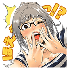 Prison School Freedom Stickers