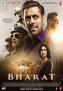 Bharat 2019 Hindi DVDScr x264 700MB Full Movie Free Download