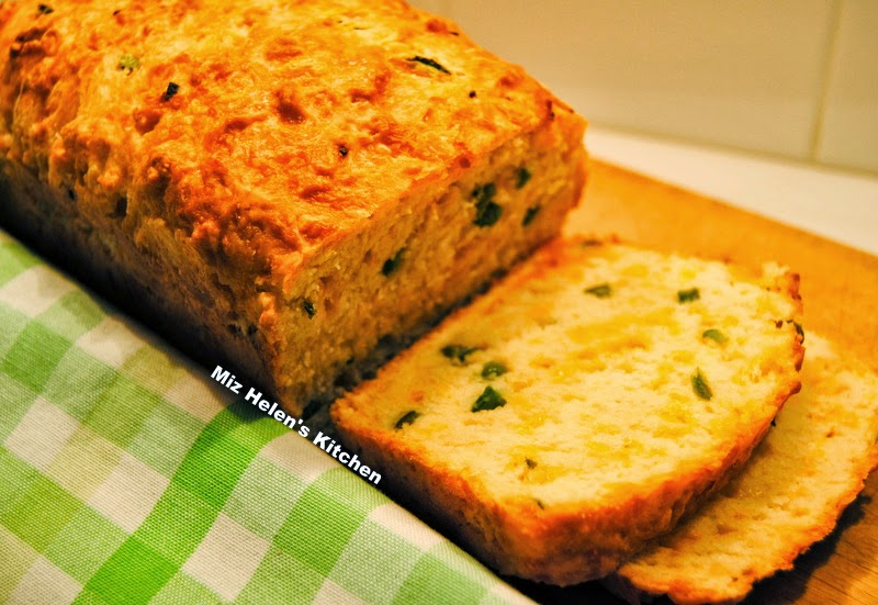 Jalapeno Bread at Miz Helen's Country Cottage