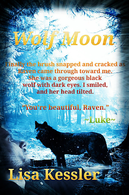 Wolf Moon (#7 Moon) by Lisa Kessler