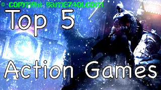 Top 5 action games for pc