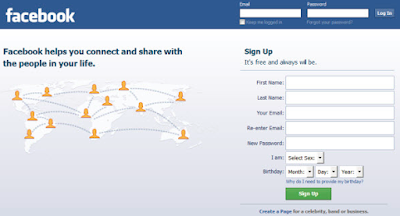 How To Go to Facebook Login Page