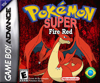 Pokémon Super Fire Red PT/BR