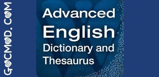 Advanced English Dictionary and Thesaurus v11.1.556 [Premium]