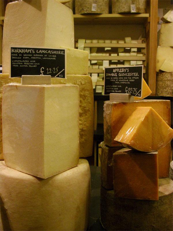 British cheese - a British treasure - Miss Foodwise