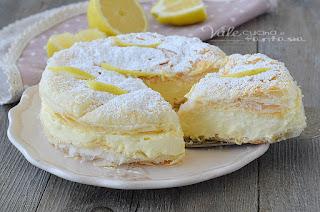 Millefoglie Con Crema Al Limone Con Il Bimby Tm5 Ricette Bimby