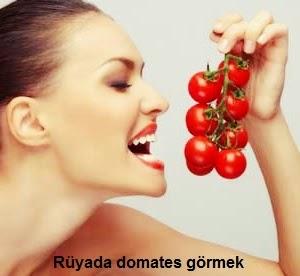 Rüyada domates görmek