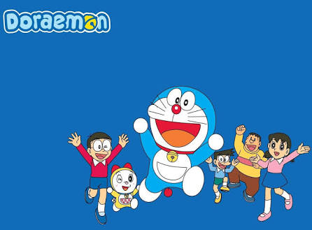 30 Gambar Kartun Doraemon Lucu  Ayeeycom