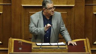 Κουτσούμπας: Η «πρώτη φορά αριστερά» τσακίζει τον λαό μας - BINTEO