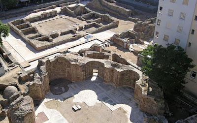 Ξενάγηση στον αρχαιολογικό χώρο του Γαλεριανού Συγκροτήματος