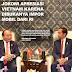 Jokowi Apresiasi Vietnam Karena di Bukanya Impor Mobil Dari Indonesia