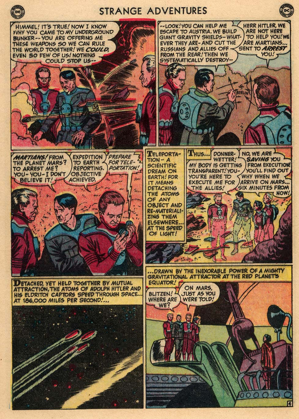 Strange Adventures (1950) issue 3 - Page 28