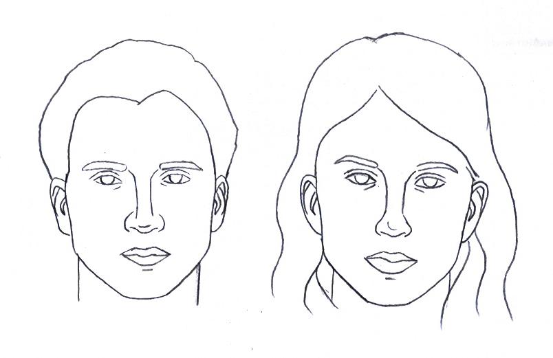 T. Matthews Fine Art: Drawing People Summer Art Class - Day 4