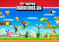Download New Super MarioBros, available for Nintendo Wii